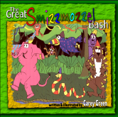 The Great Smizzmozzel Bash - children's picture book