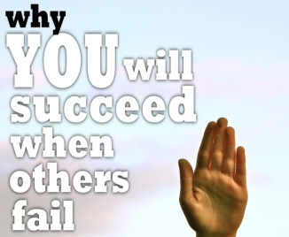 why you will succeed